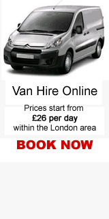 Prices start from £120 within London